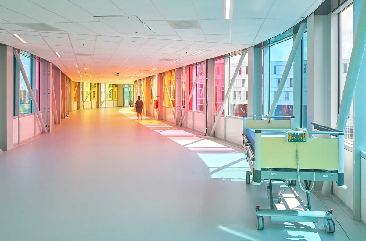 سرامیک بیمارستانی
