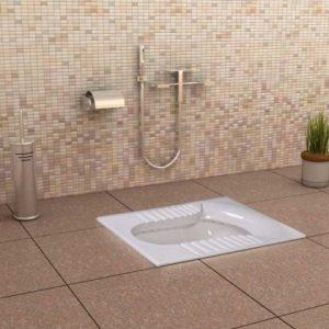 توالت زمینی پارمیس