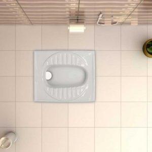 توالت زمینی البرز