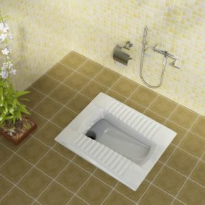 توالت زمینی لوسیا