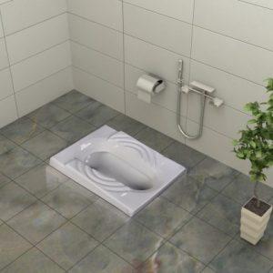 توالت زمینی سهند