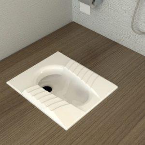 توالت زمینی مارانتا ریملس